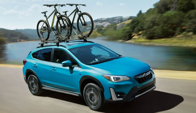 Subaru all time record for January sales