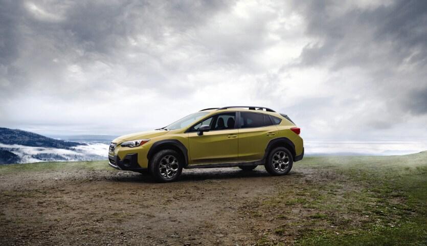 The 2021 Subaru Crosstrek is Coming this Summer