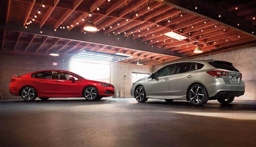 Pricing & Updates for the 2021 Subaru Impreza