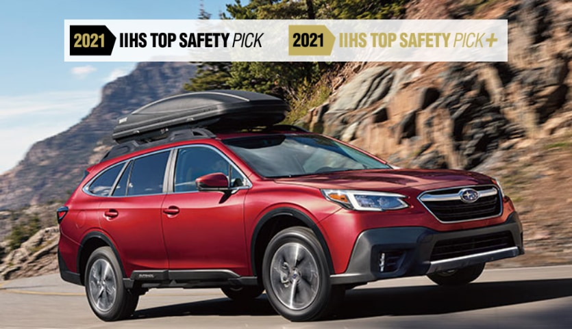 Subaru Models Awarded 9 IIHS Top Safety Pick Awards For 2021