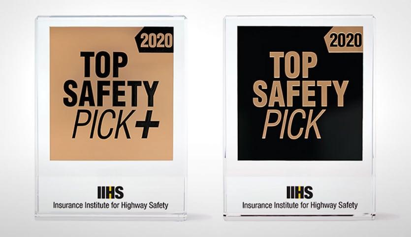 Subaru Wins 9 IIHS Awards
