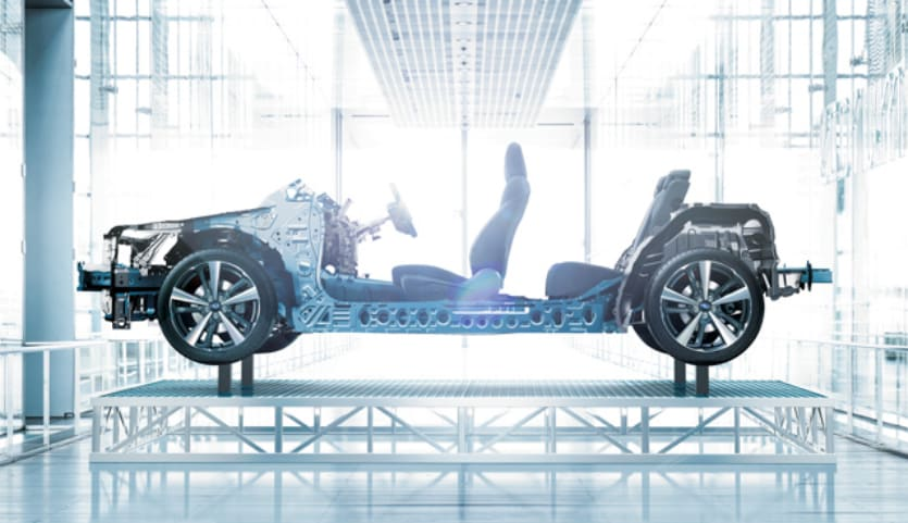 the all new Subaru Solterra