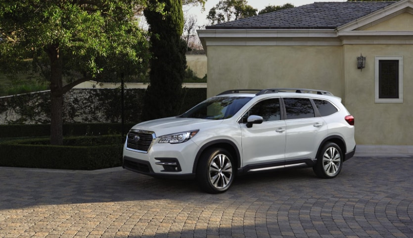 The 2021 Subaru Ascent is Coming This Summer