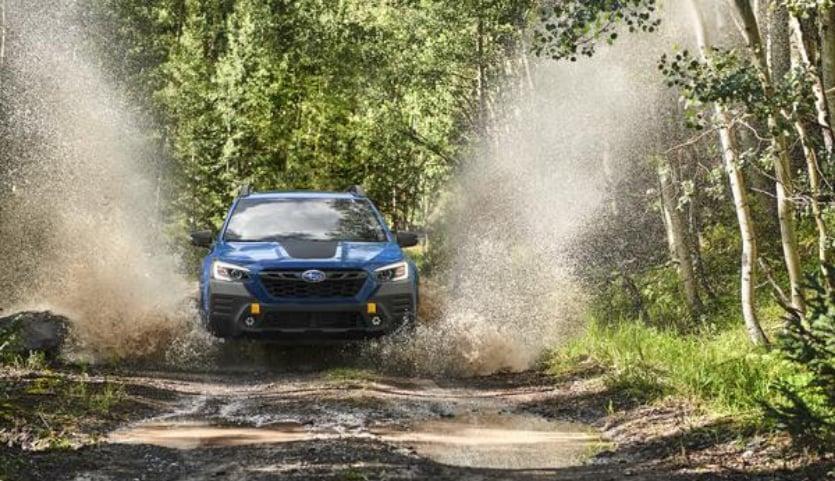 the 2022 Subaru Outback Wilderness