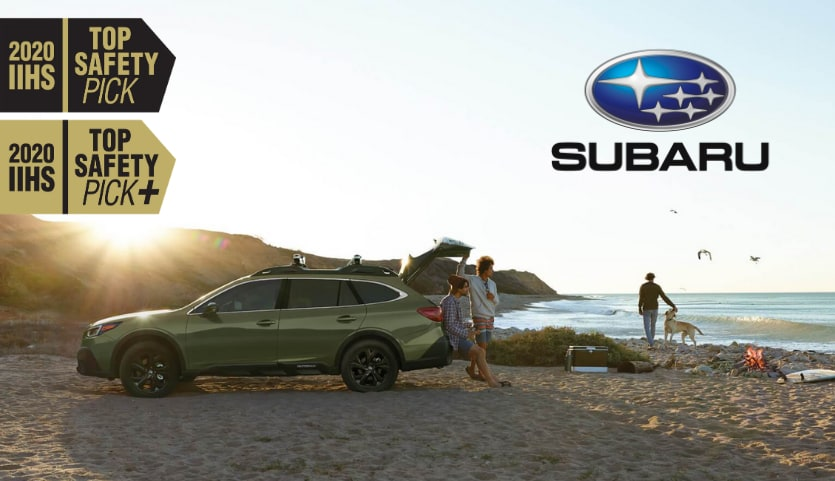 Subaru Wins 9 IIHS Awards