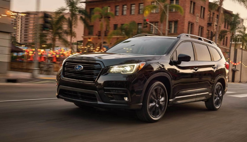 check out the 2022 Ascent New Onyx Trim Level