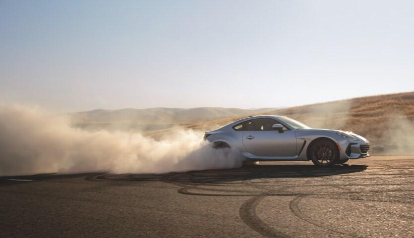 2022 Subaru BRZ Performance