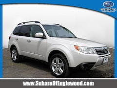2010 Subaru Forester 2.5X Limited 2.5X Limited  Auto
