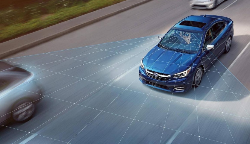 2020 Subaru Legacy EyeSight Technology