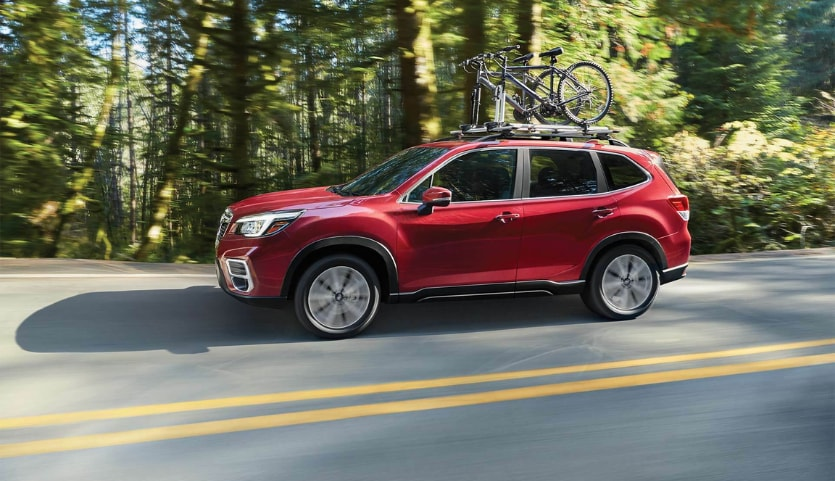The 2020 Subaru Forester Is Here at Subaru of Englewood