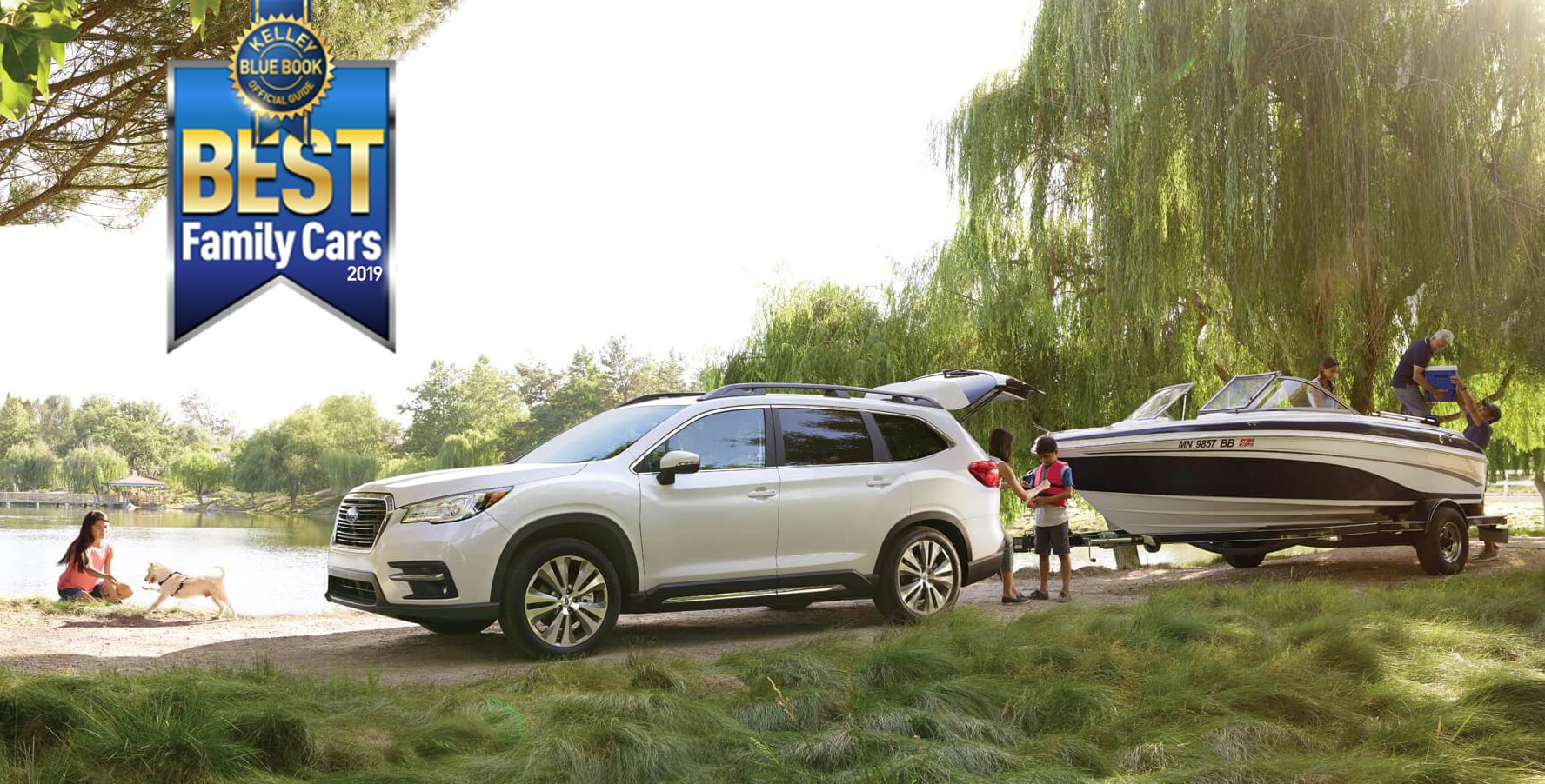 The 2019 Subaru Ascent was recently named one of Kelley Blue Book's (KBB) 12 Best Family Cars. Subaru has been known for years as one of the safest, ...