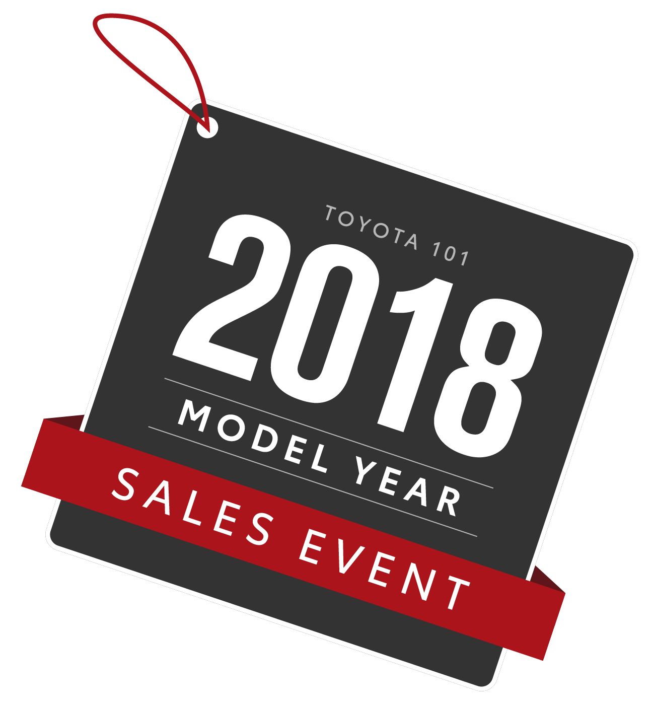 Toyota 101's - 2018 Model Year Sales Event