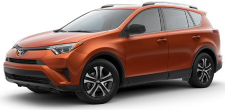 Compare The Toyota RAV4 Vs The Nissan Rogue In Redwood City, CA