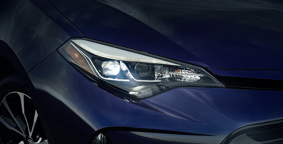 Standard Bi Led Headlights