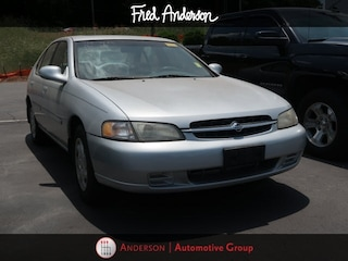 1999 Nissan Altima Sedan