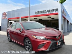 Used 2018 Toyota Camry SE Sedan for sale in Landover, MD