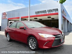 Used 2016 Toyota Camry XLE Sedan for sale in Landover, MD