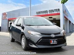 Used 2019 Toyota Corolla LE Sedan for sale in Landover, MD