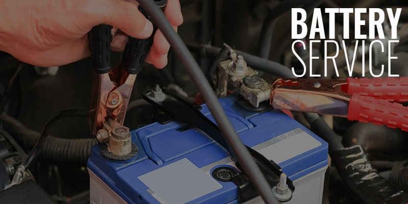 Expert Toyota Battery Service | Charleston, SC
