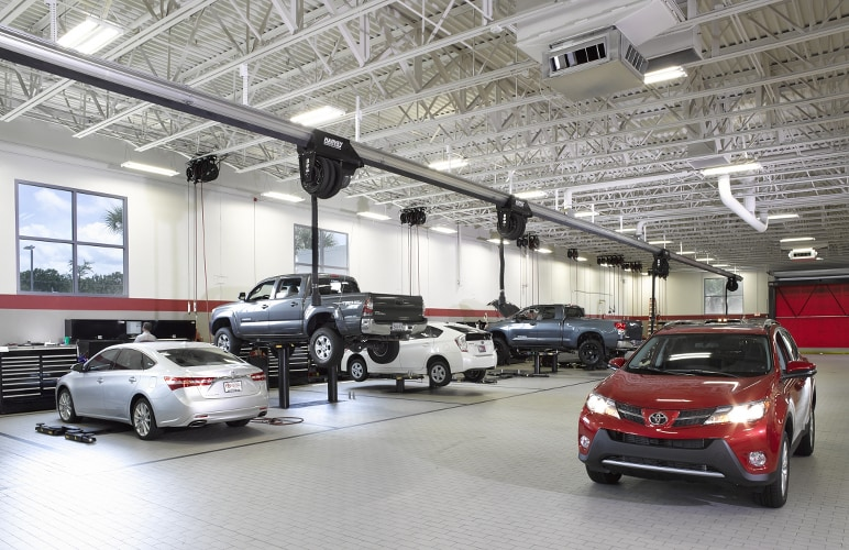 Fred Anderson Toyota Charleston Sc Service >> About Toyota Dealership Charleston SC | Near Mount Pleasant