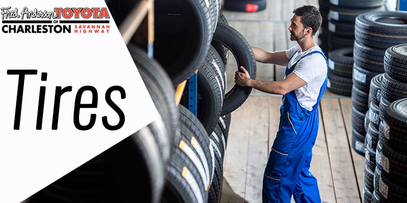 Fred Anderson Toyota Charleston >> Toyota Tire Service Near Me | Charleston, SC | Near Mount ...