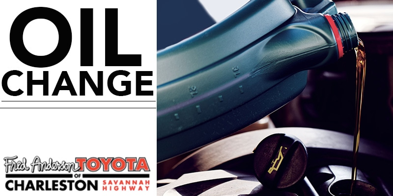 Professional Toyota Oil Change Service | Charleston, SC