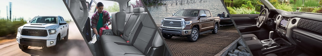 New 2018 Toyota Tundra for Sale Charleston SC