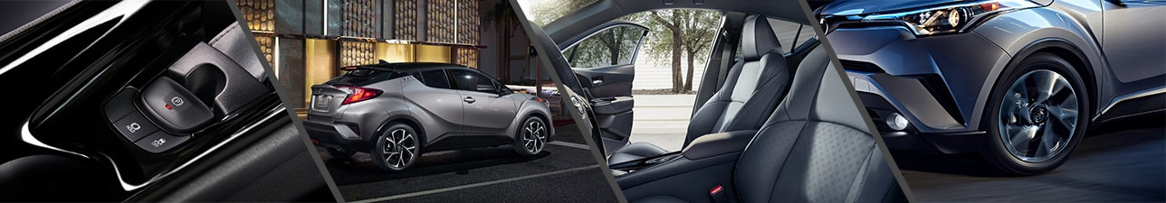 New 2019 Toyota C-HR for Sale Columbia SC