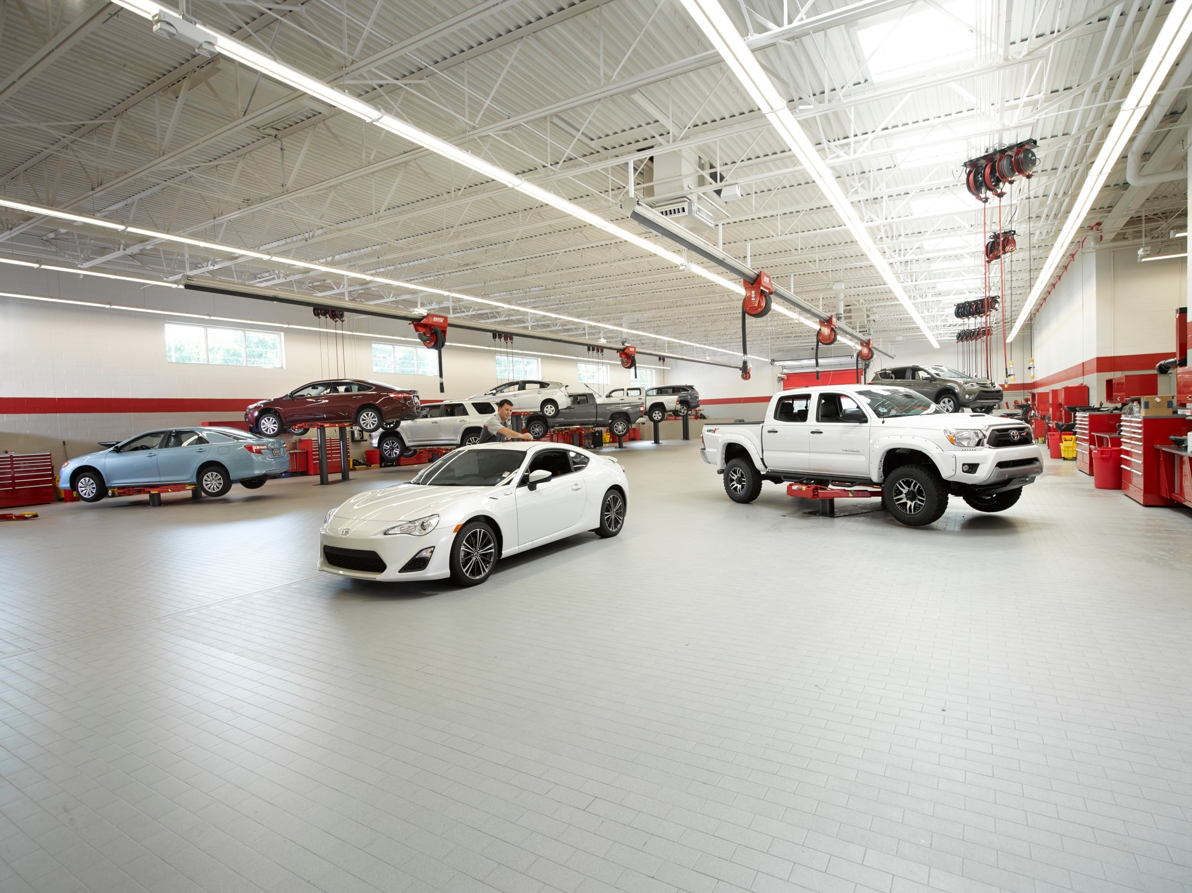 Fred Anderson Toyota Of Columbia New Toyota Dealership