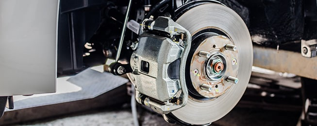 Toyota Brake Service in Columbia SC