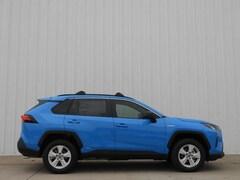 New 2019 Toyota RAV4 Hybrid LE SUV
