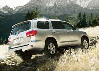 2012 Toyota Sequoia of Dallas