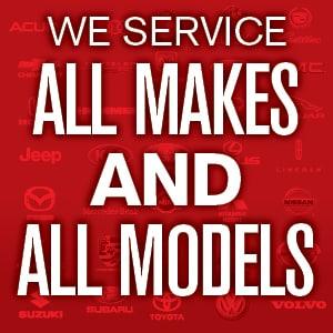 Service Center | Toyota Car Repair | Dallas & Garland, TX