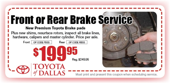 Brake repair toyota brake repair coupons toyota brake repair coupons fandeluxe Images