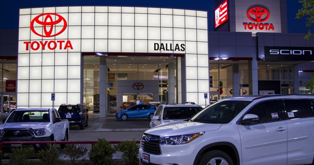 Dallas Toyota Dealers >> Dallas Toyota Dealer | About Toyota of Dallas | Near Irving & Plano, TX