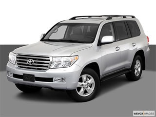 2012 Toyota Land Cruiser of Dallas