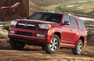 2012 Toyota 4Runner of Dallas