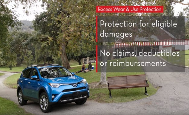Toyota Excess Wear & Protection