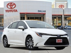 New 2020 Toyota Corolla Hybrid LE Sedan