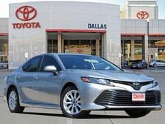 New 2019 Toyota Camry LE Sedan