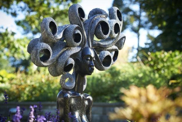 ZimSculpt - Dallas Aboretum