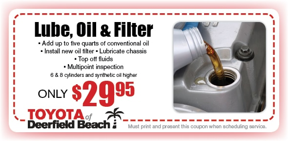 coupon service toyota specials from servicecoupon manassas va oil in mts miller change