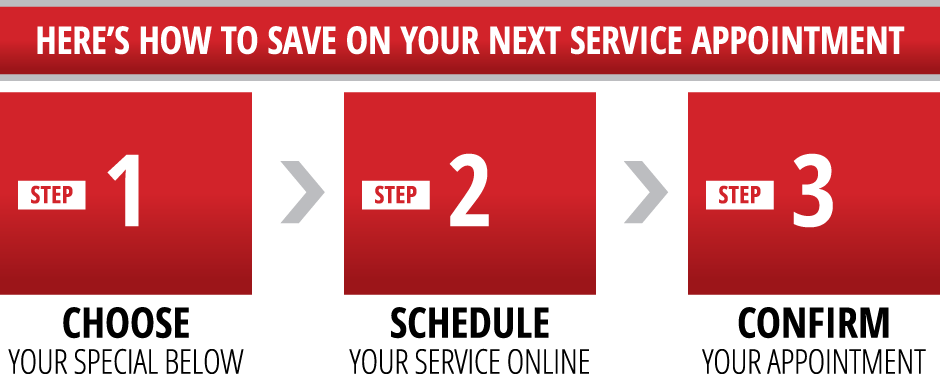 Service Steps at  Toyota of Deerfield Beach