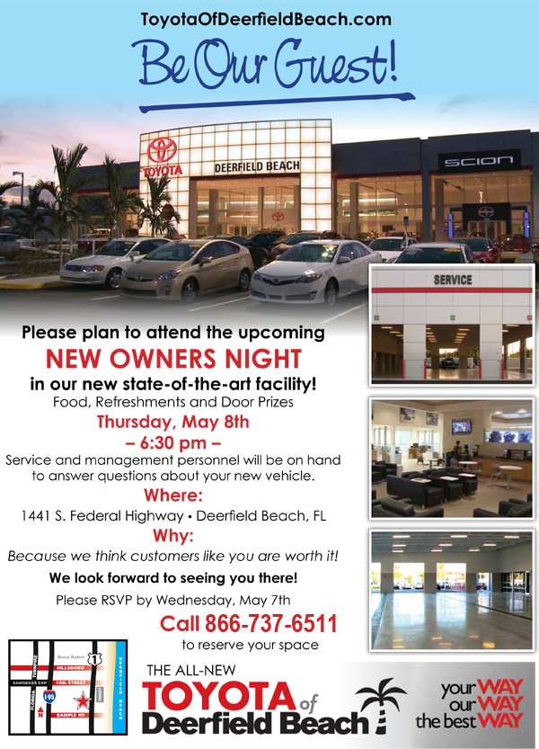 Toyota Blog | South Florida Toyota News | Deerfield Beach