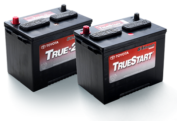 Genuine Toyota Car Batteries Toyota Parts Service Center
