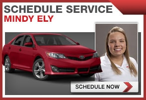 Schedule Your Toyota Service Today