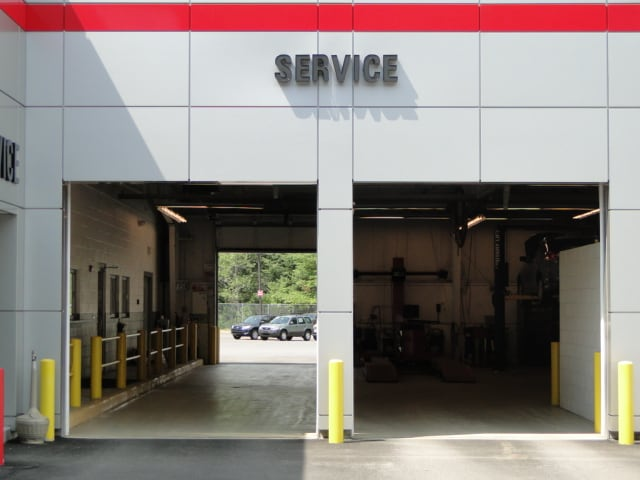 Volvo of Keene - Who services your Volvo?