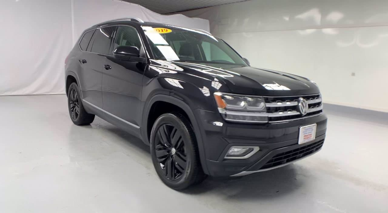 Used Volkswagen Atlas Swanzey Nh