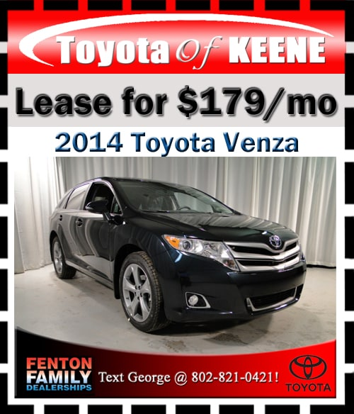 New Toyota Lease Specials And Incentives