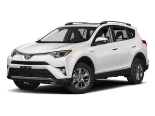 2018 Toyota RAV4 Hybrid in Burns Harbor, IN